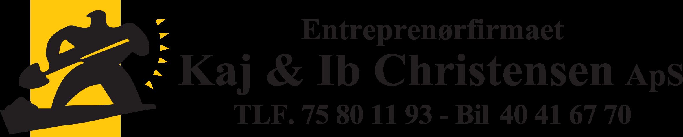 Kaj og Ib Christensen Logo